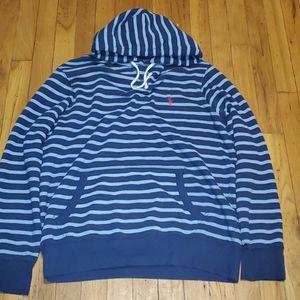 Men's Polo Ralph Lauren hoodie size large